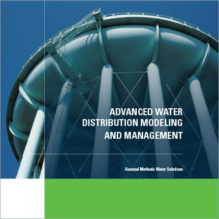 Advanced Water Distribution Modeling and Management