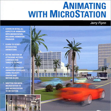 Animating with MicroStation