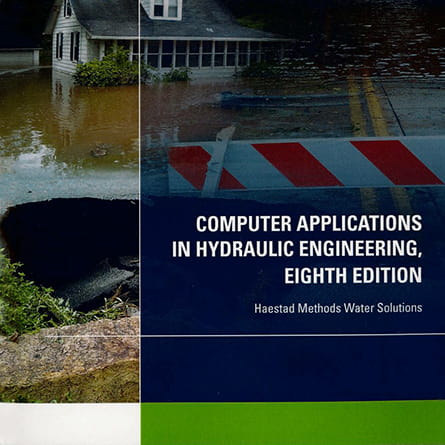 Computer Applications in Hydraulic Engineering, 8th Edition