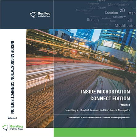 Inside MicroStation CONNECT Edition Volume I
