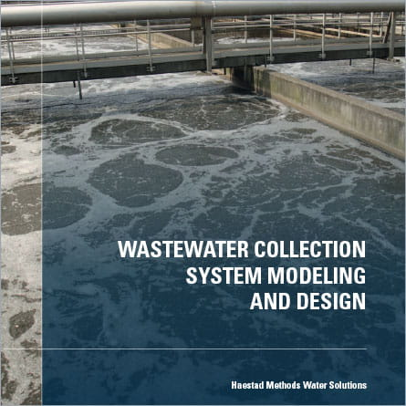 Wastewater Collection System Modeling and Design