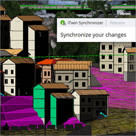 iTwin Synchronizer