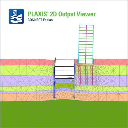PLAXIS 2D Output View