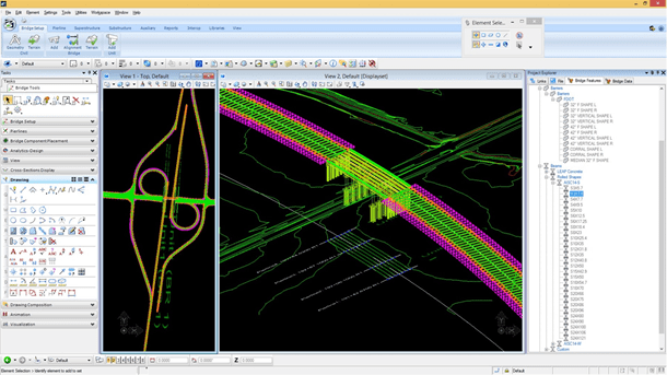 Capture Roadway Geometry and Topography