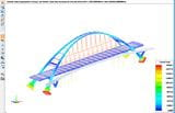 Design and Analyze Complex Bridges