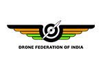 Drone Federation of India logo