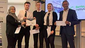 Future Infrastructure Challenge 2019 Winners