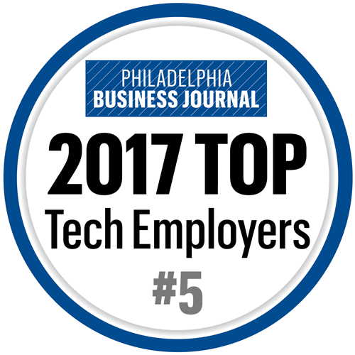 2017 Top Tech Employers