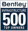 2019년 Bentley Infrastructure 500