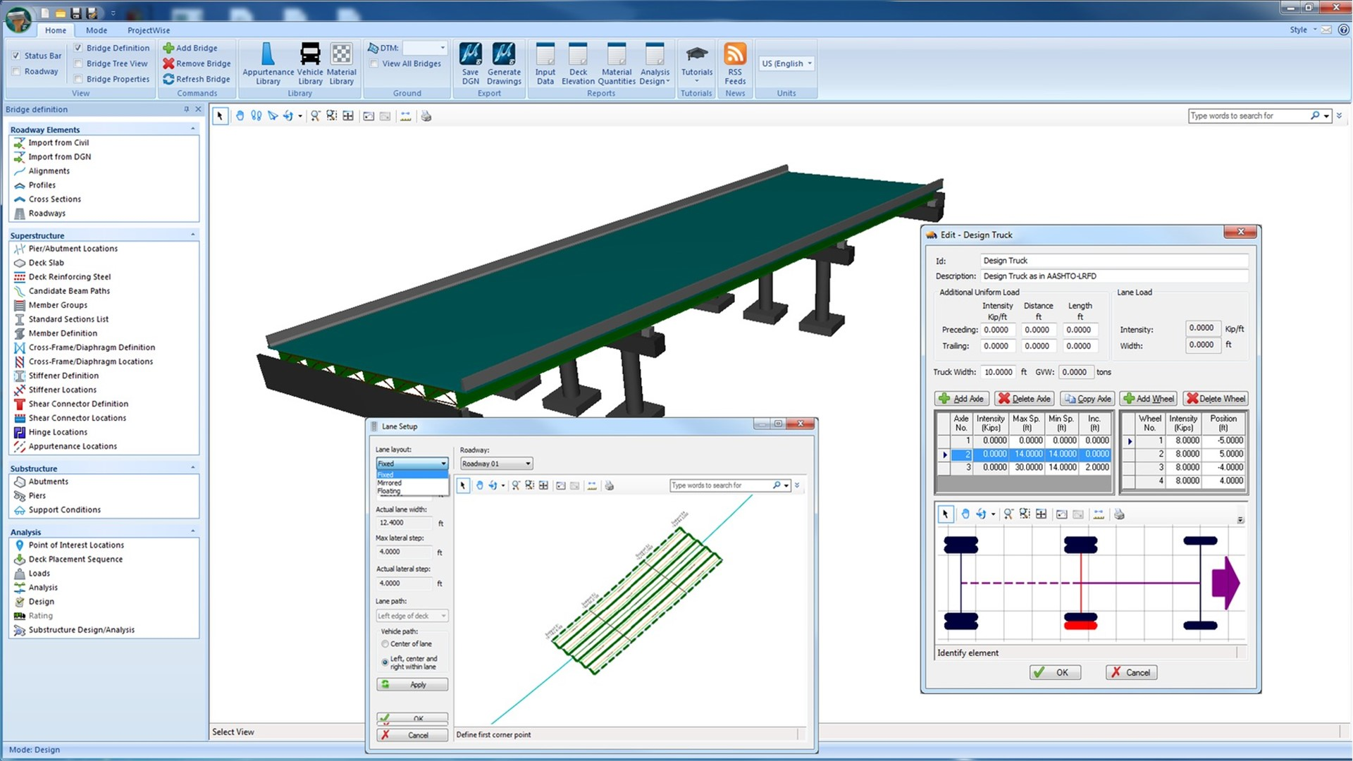 Bridge Design Modeling And Analysis Software Openbridge Bentley