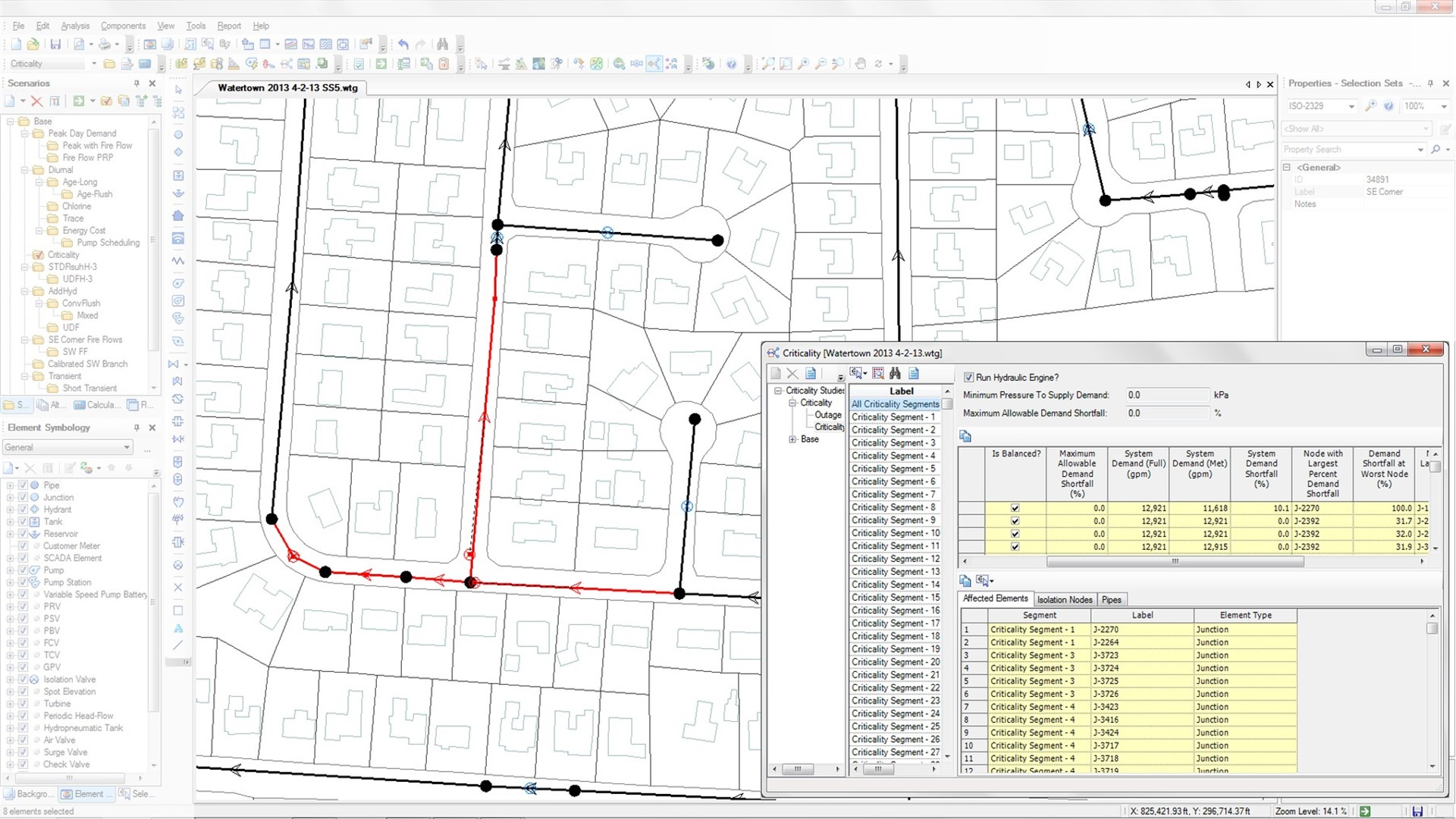 Water Distribution Analysis and Design Software - Bentley OpenFlows