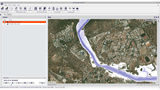 Simulate river flows