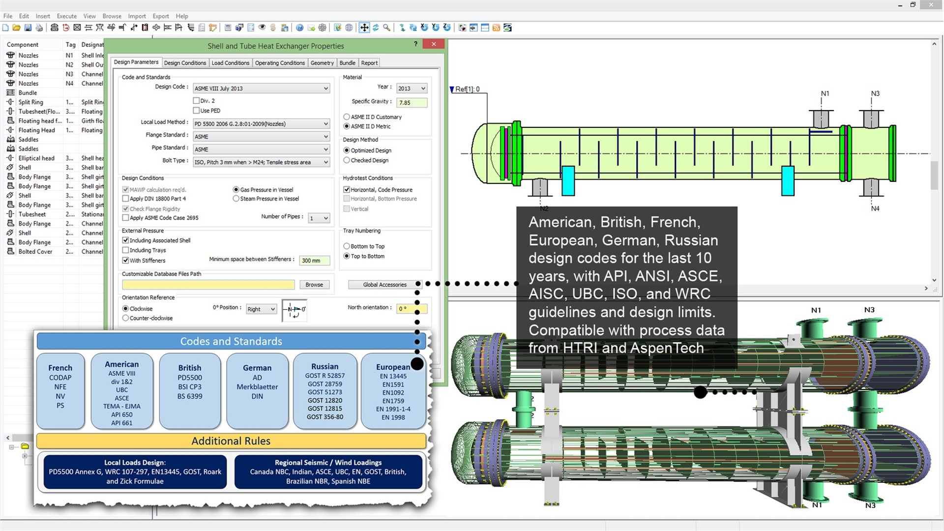 Pressure Vessel Design Software Autopipe Vessel