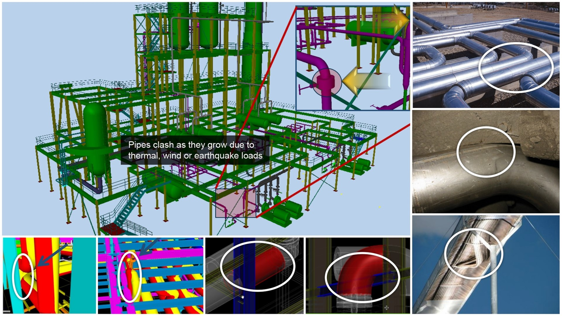 Piping Design And Pipe Stress Analysis Software - AutoPIPE