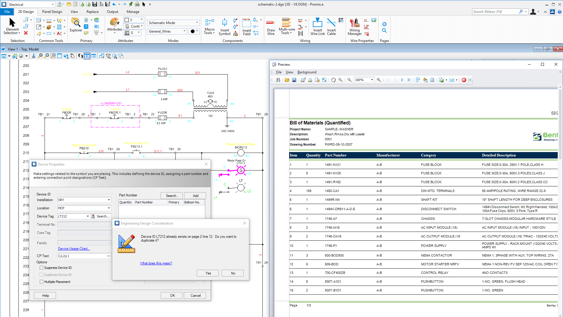 Electrical And Control System Design Software Promise Loop Wiring Read More