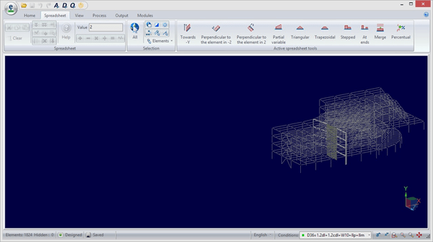Design and analyze structural models_RELEMENTS
