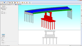 Design and analyze substructures