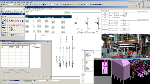 Design plant electrical systems