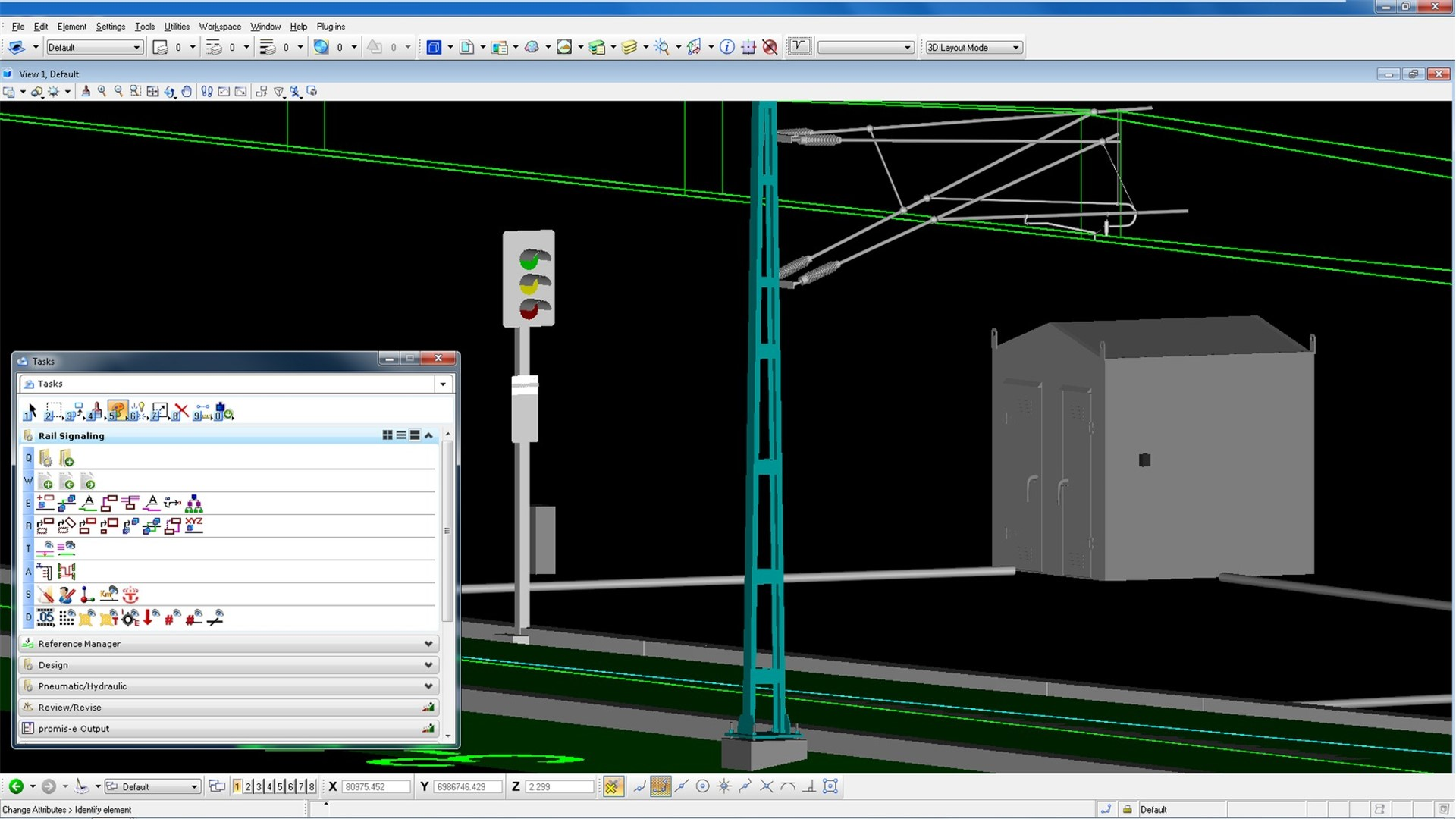 electrical and control system design software promis e