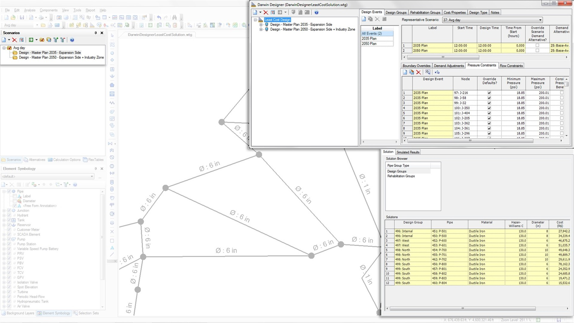 utility network gis software