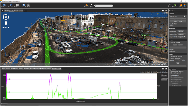 Enhance and Correct 3D Mapping Data Positional Accuracy