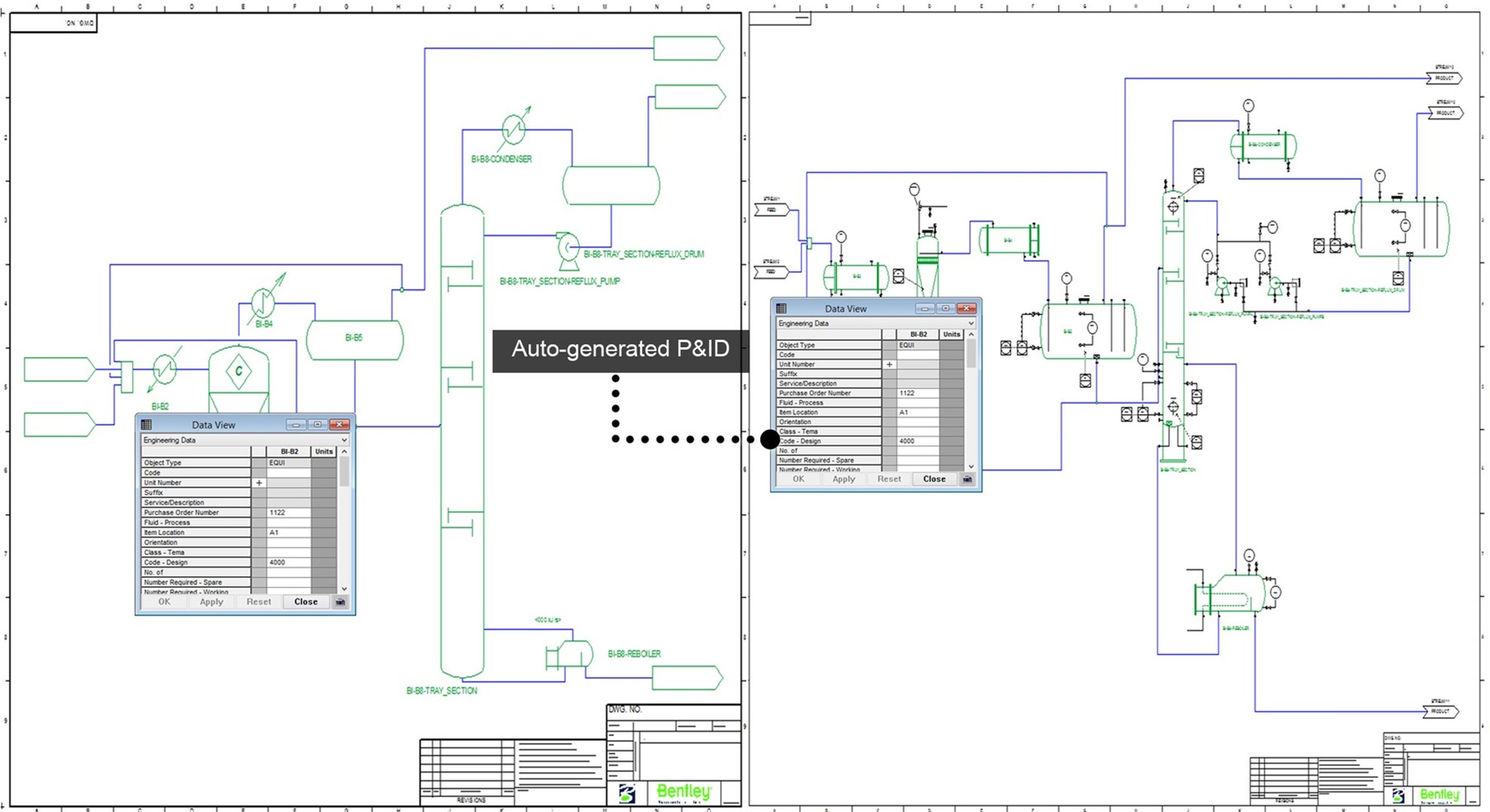 2d Conceptual Plant Design Software Bentley Axsysprocess Process Flow Diagram Vs Piping And Instrumentation This Is A Modal Window Can Be Closed By Pressing The Escape Key Or Activating Close Button
