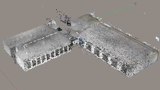 Consume laserscan data