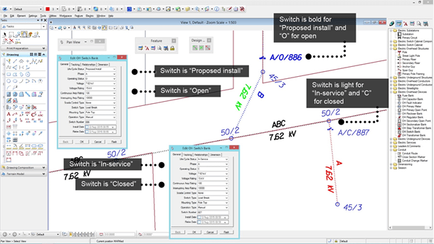 Maintain utilities network models and maps