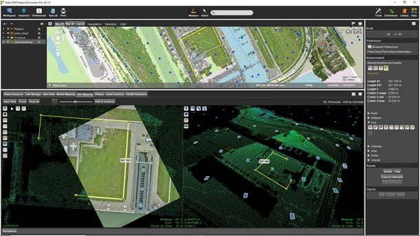 Measure your mapping data and imagery