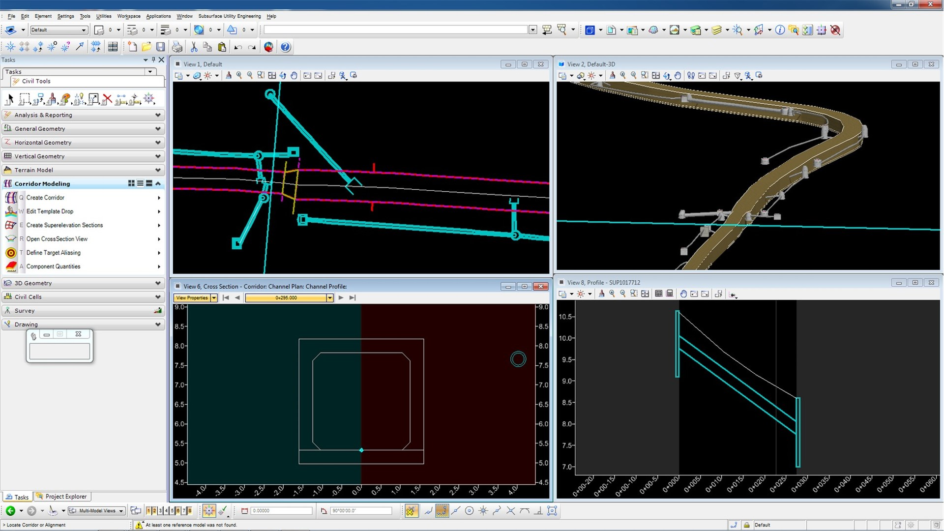 Comprehensive 3d Civil Road Design Software Mxroad Suite
