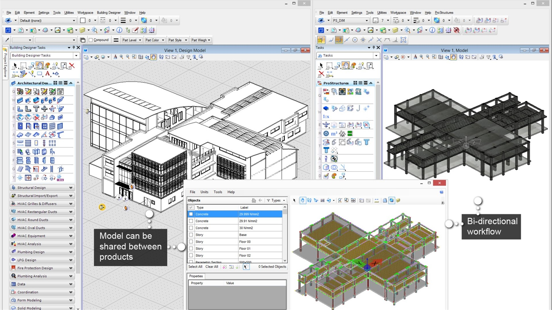 Steel detailing design and fabrication software prosteel capabilities malvernweather Images