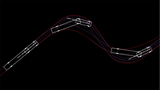 Simulate vehicle path movement