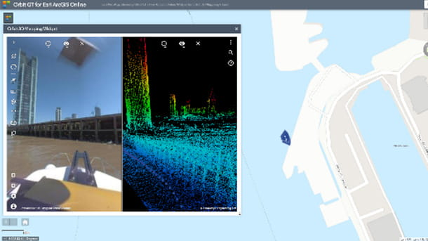 Make a third-party plug-in for 3D mapping