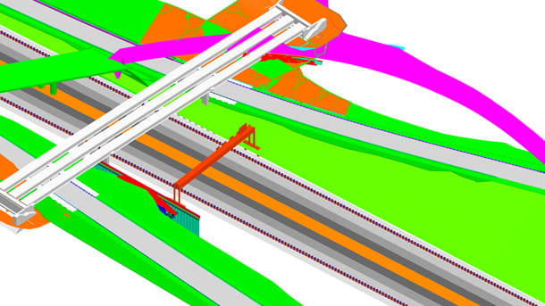 Ccjv Implements Federated Bim Process To Deliver Gbp 160m