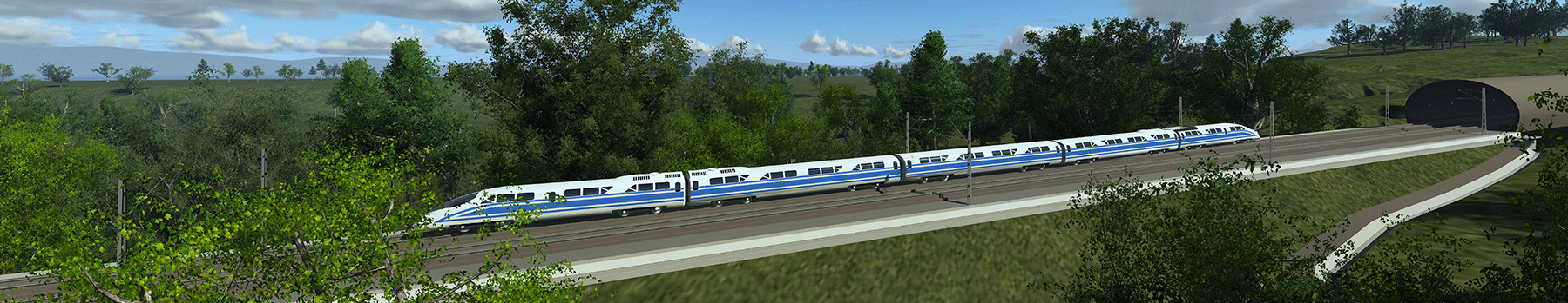 OpenRail Designer -Rail Track and Electrification Design and Analysis Software