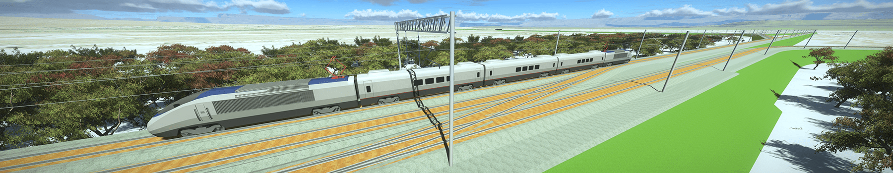 OpenRail ConceptStation -Conceptual Rail Design Software