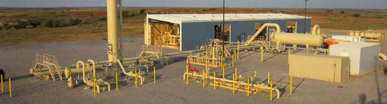 Hero_Enogex_Implementation_of_AutoPLANT_and_ProjectWise_Cheyenne-Compressor-Station_Construction-Complete-Photo