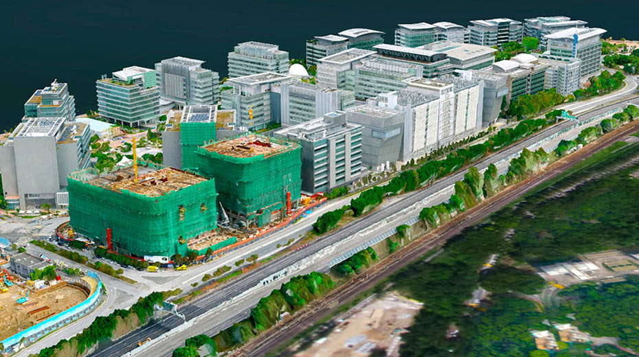 Hong Kong Science & Technology Parks Corporation & Chain Technology Development Co. Limited