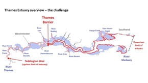 CH2M Thames Estuary Flood Management