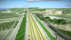 China Railway High Speed Rail Project