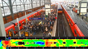 Network Rail, Waterloo and South West Upgrade – Waterloo Station, Passenger Modeling, London, United Kingdom