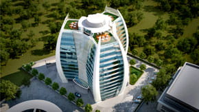 VYOM Consultants K10 Grand Commercial High Rise