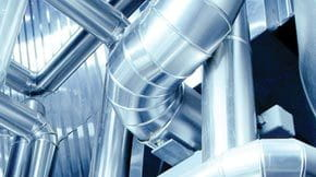 Equipment cables and piping