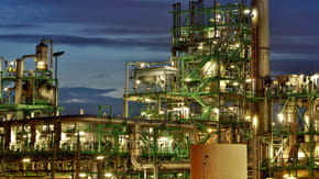 Structural Analysis software - Petrochemical Plant